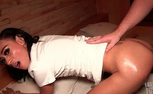 Skinny Ladyboy Fellow Gets Her Ass Drilled