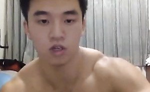 asian hunk asshole show