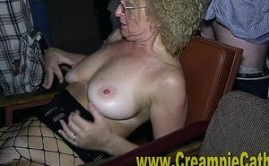 62 Cocks For A Horny MILF